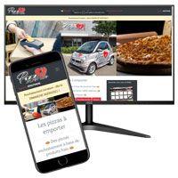 visuel Site vitre et Carte QR Code