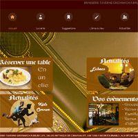 visuel Site vitrine et fonctionnalités sur-mesure en back-office