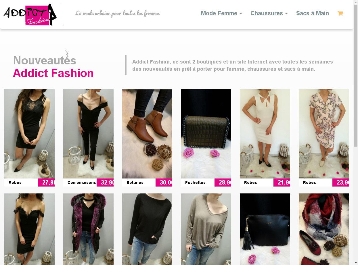 Web Expert eCommerce, Conseils, création et refonte de site Internet fdf39e4d693